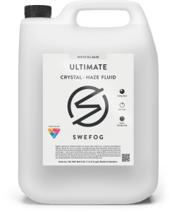 Crystal Haze Fluid - Swefog Ultimate Family